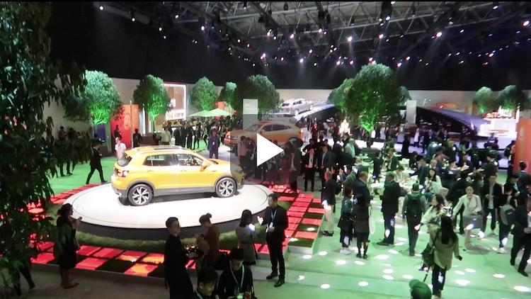 Volkswagen met nieuws op Auto Shanghai 2019