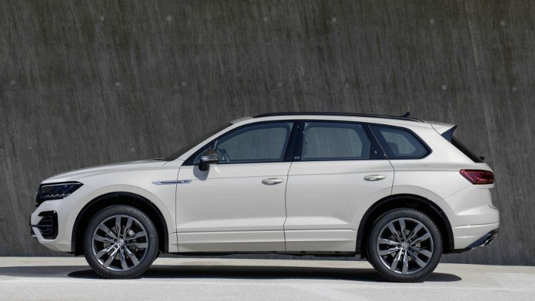 Volkswagen Touareg R-Line One Million '19