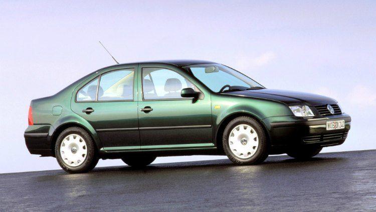 Volkswagen Bora 1.8 4-Motion '99