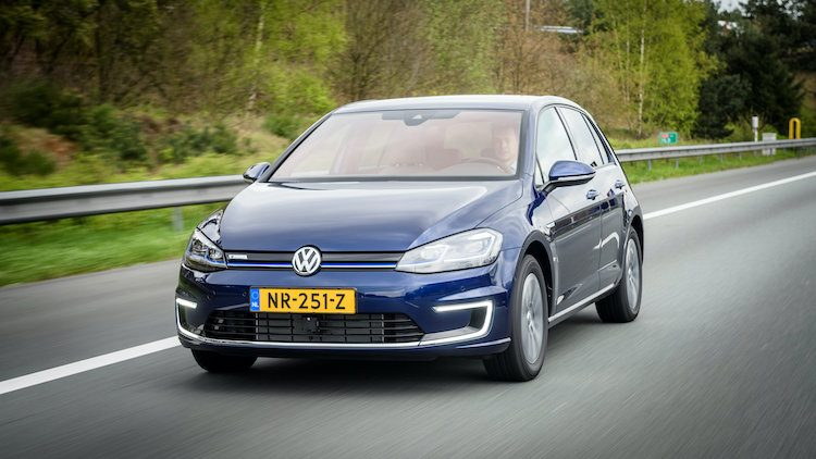 Volkswagen e-Golf E-Dition