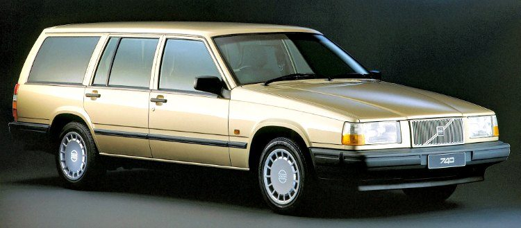 Volvo 740 Estate '90