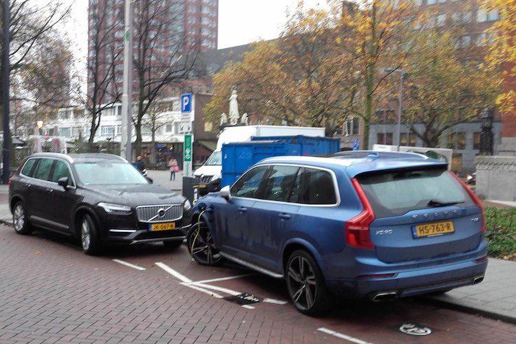 Laadpassen elektrische auto