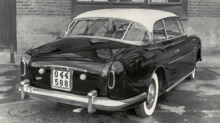 Volvo PV444 Elisabeth I Concept '53