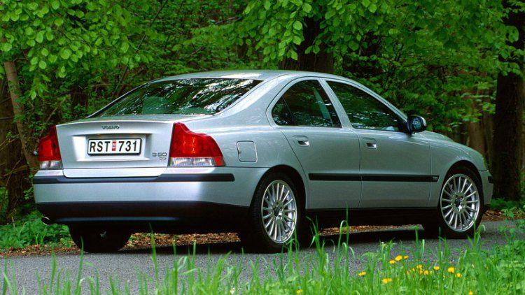 Volvo S60 D5 '02