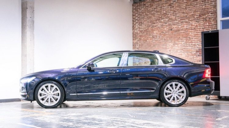 Volvo S90 L Excellence T8 Twin Engine