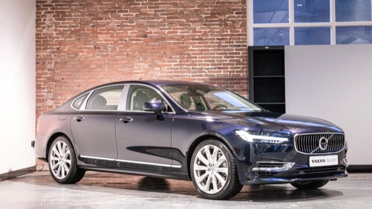 Volvo S90 L Excellence T8 Twin Engine '19