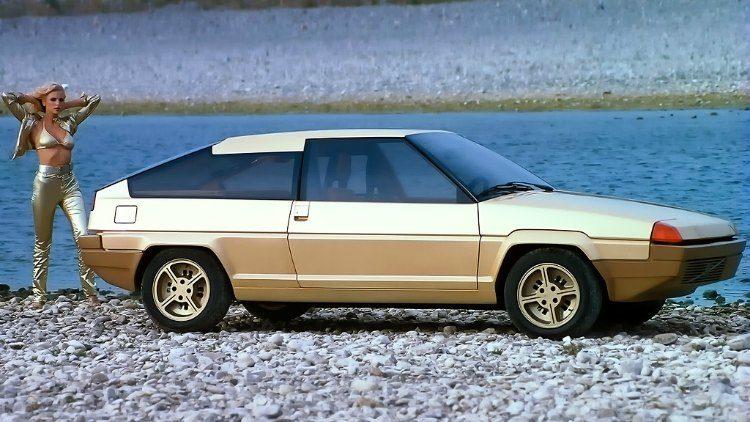 Volvo Tundra Concept Car '79