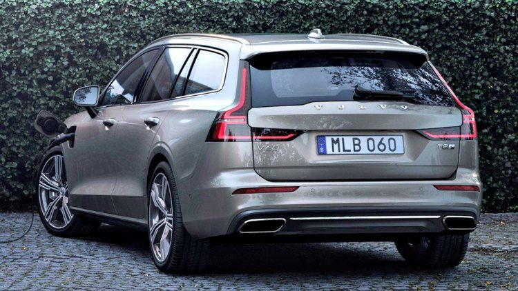 Volvo V60 T8 AWD Inscription '19