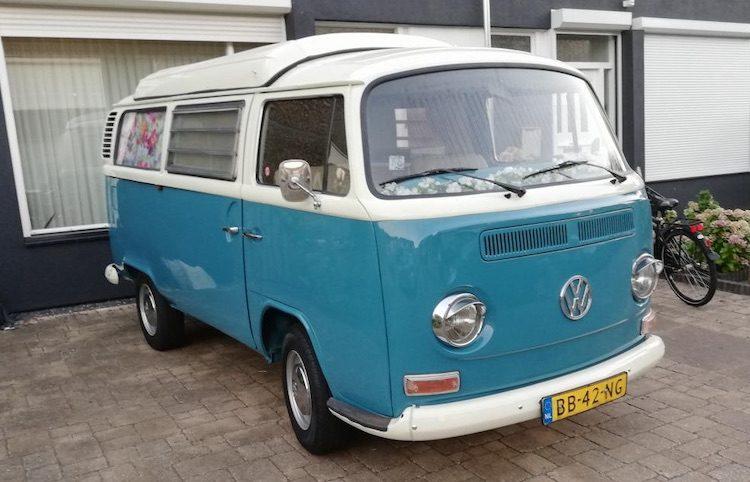 Volkswagen busjes zijn niet aan te slepen!