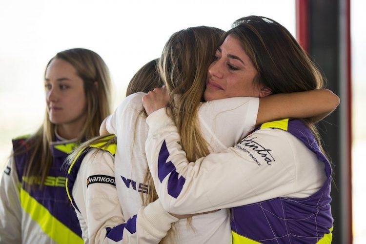 Deze Nederlandse dames rijden officieel in de W Series