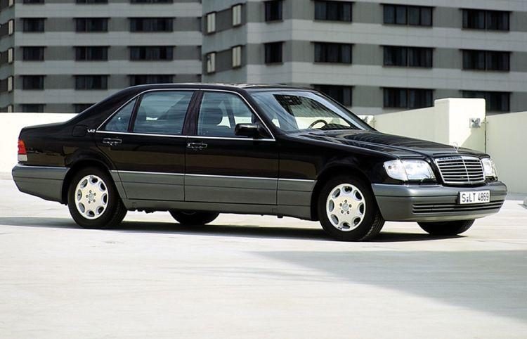W140 S600L V12