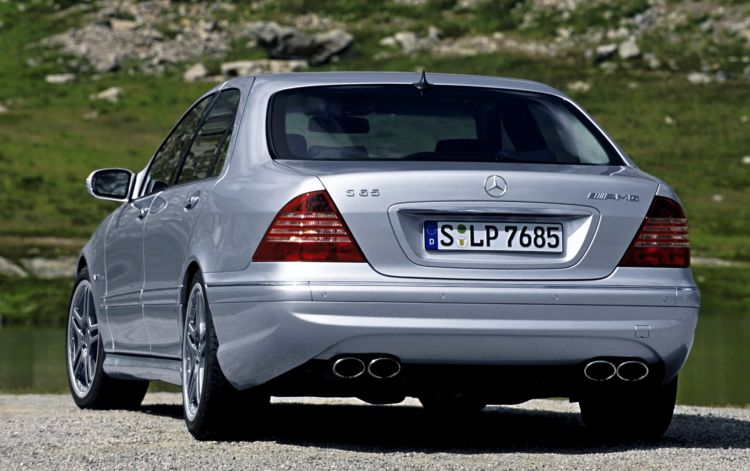 S65 AMG W220