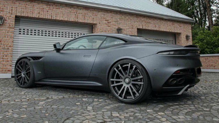 Wheelsandmore Aston Martin DBS Superleggera '19