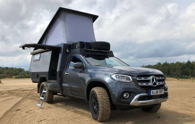 Matzker offroad-camper