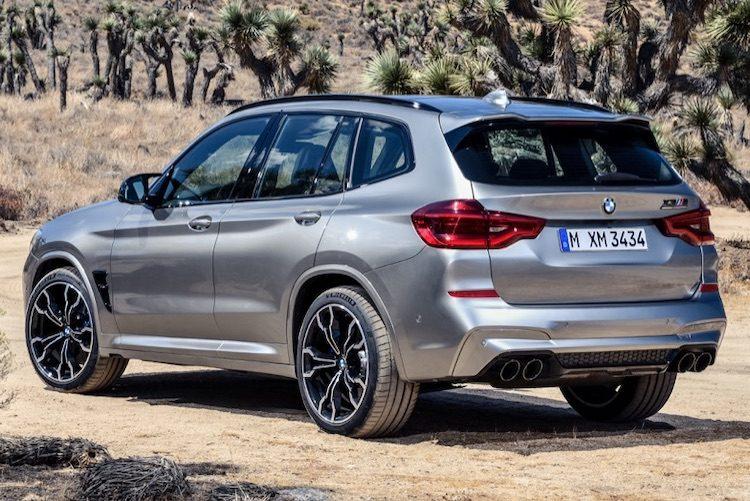 BMW X3 M en X4 M ontvangen hun prijskaartje