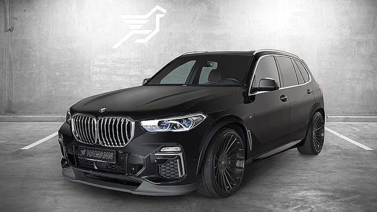 Hamann gaat maximaal fout met de BMW X5