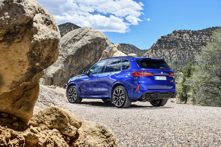 Hier, de nieuwe BMW X5/X6M met max. 625 pk!