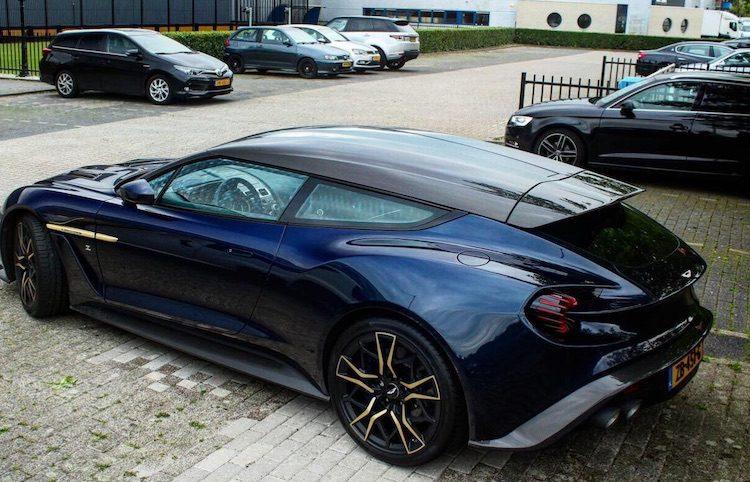 Nederlander koopt Vanquish Zagato SB van bijna 1 miljoen