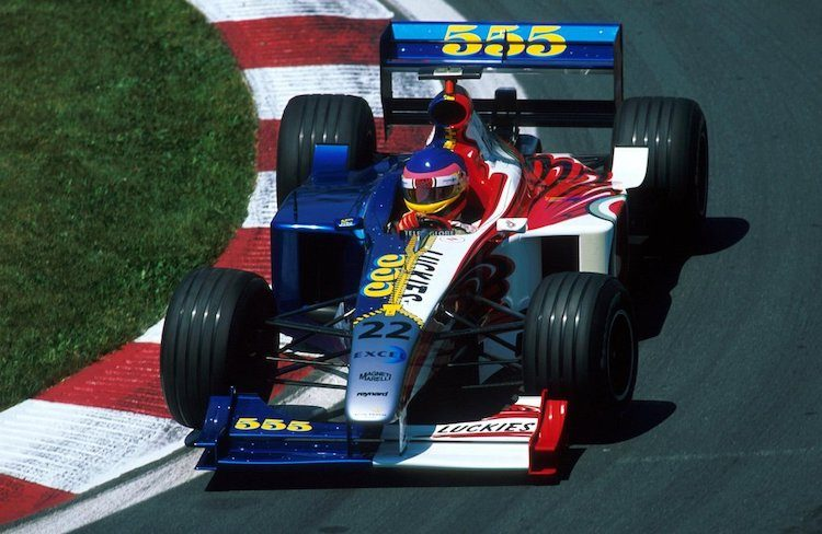 F1-team brengt British American Tobacco terug