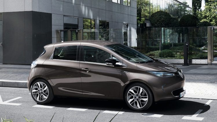 tweedehands elektrische auto private lease